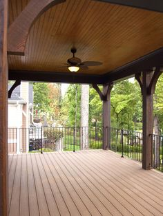 Covered porch- front-remove metal railing