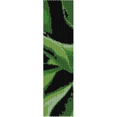 Peyote Loom Beading Pattern  Agave Inspired by FunBeadingDesigns, $4.00