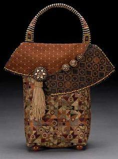 Helen's Daughters Design.  Tapestry bag ~Lori's Bag