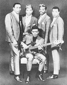 """The Artistics were an American R & B vocal group in the 1960s and early 1970s. Their biggest hit was """"I'm Gonna Miss You"""", recorded in 1966.  The group was formed in 1958 at Marshall High School in Chicago, Illinois with a line-up of Curt Thomas (lead), Larry Johnson (first tenor), Jesse Bolian (second tenor; and Aaron Floyd (baritone bass).In 1960 Thomas left and was replaced by lead singer Robert Dobyne. The group sang background for Major Lance for a time."""