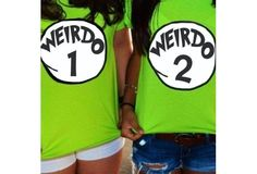 Super Funny Shirts For Girls Bff Halloween Costumes Ideas Best Friend Outfits, Best Friend Shirts, Best Friend Quotes, Best Friend Goals, Bff Goals, Bff Quotes, Best Friend Matching Shirts, Twin Quotes, Friend Pics