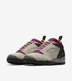 e46af9f17a5d Explore and buy the Nike Air Revaderchi  Granite   Red Plum . Stay a step  ahead of the latest sneaker launches and drops.