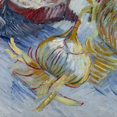 Red Cabbages and Onions (detail) by Vincent van Gogh | Lone Quixote | Lone…