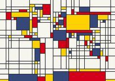 x 24 in. Mondrian World Map Canvas Art Trademark Fine Art 18 in. x 24 in. Mondrian World Map Canvas Art, MultiTrademark Fine Art 18 in. x 24 in. Mondrian World Map Canvas Art, Multi Piet Mondrian, Canvas Wall Art, Canvas Prints, Art Prints, Big Canvas, Canvas Paintings, Canvas Size, Theo Van Doesburg, World Map Canvas
