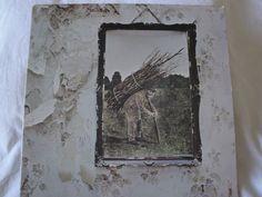 LED ZEPPELIN IV ZOSO VINYL LP 1977 ATLANTIC RE-ISSUE SD 19129, STEREO EX ROCK #BluesRockBritishInvasionBritpopExperimentalRockFolkCountryRockGarageRockPsychedelicRockRocknRoll