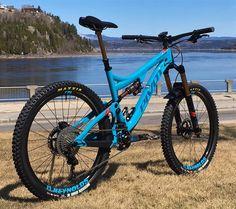Pivot Mach 6 Carbon - Fredostroyer's Bike Check - Vital MTB Mtb Enduro, Freeride Mtb, Hardtail Mtb, Xc Mountain Bike, Best Mountain Bikes, Mt Bike, Mtb Bicycle, Road Bike, Mtb Training