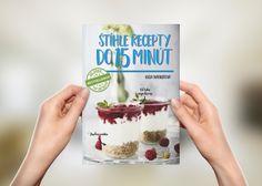 Štíhle recepty do 15 minút kniha Fitness