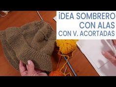 💡Ideas y Consejos para Tejer fácil y bien ➽ Playlist de videos de Lucila - YouTube Knitted Hats, Crochet Hats, Knitting, Blog, Youtube, Beret, Calamari, Knit Hat Patterns, Knitting Hats