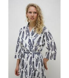 Ivana Helsinki Kimono Dress - WST.fi