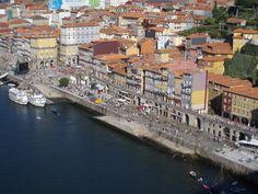 Cais da Ribeira Porto | Top 10 Portugal - Best of Portugal