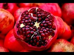 The BEST Pomegranate Technique (No Water Method) Quick Trick - YouTube