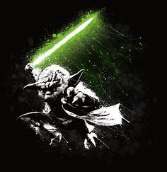 Star Wars Prequel Style Guide: Yoda