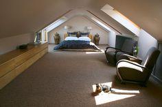 Chambre mansardée : 39 idées pour aménager cet espace !