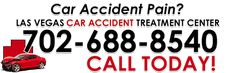Las vegas auto accident doctor  offers neck therapy after an accident after a las vegas car crash injury.