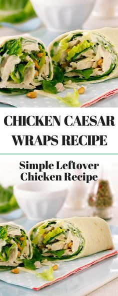 Easy and Healthy Left-Over Chicken Recipes