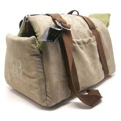 Velvet Bitty Bag Pet Carrier-  DogBar