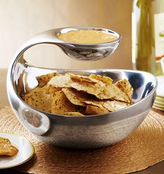 Chip and Dip Server
