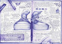 Doodle art samples