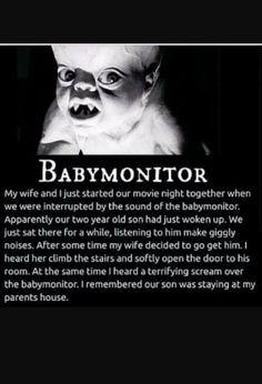 Scary Creepy Stories, Scary Things, We Movie, Two Year Olds, Horror Stories, Wake Up, Facts, Movies, Creepy Things