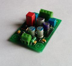 DAC TDA1541+WM8805 NOS 1.0UI multiinput Audio system