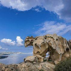 La Roccia dell'Orso - Palau  #Sardegna #instasardegna  Foto @franzixx89