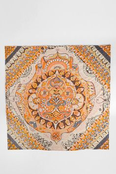 Urban Outfitters bedspread, bohemian style