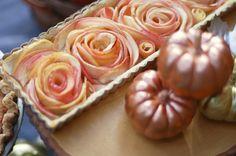 How to Make a Rose Apple Tart