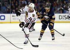 Chicago Blackhawks vs. Buffalo Sabres Pick-Odds-Prediction 10/11/14: Mark's Free NHL Hockey Pick Against the Spread