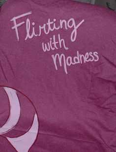 ALICE IN WONDERLAND'S CHESHIRE CAT PLUS SIZE 2X FLIRTING WITH MADNESS SHIRT -NWT eBay. like the saying