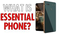 Will Andy Rubin's Essential Phone be your next smartphone?(===================) My Affiliate Link (===================) amazon http://amzn.to/2n6MagF (===================) bookdepository http://ift.tt/2ox2ryU (===================) cdkeys http://ift.tt/2oUpFex (===================) private internet access http://ift.tt/PIwHyx (===================) Read more: http://ift.tt/2qxe9qq The father of Android has taken the wraps off his latest mobile venture. Essential Phone looks to pair cutting…