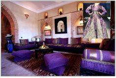 327 best salon marocain images on Pinterest | Moroccan living rooms ...