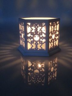 I have been playing with the idea of creating a piece of art involving light. With that in mind I present my idea for a new design for a candle holder inspired by the beautiful geometric artistry of the Islamic world.This design mixes traditional Islamic interlacing Knot work with the beauty of ...