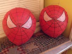 Spiderman Pinatas