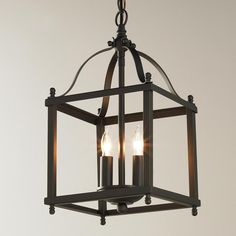 Mini Lantern Pendant Light - Shades of Light