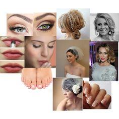 """Natural Bridal Lookbook"" by carlsolindsay on Polyvore"