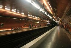 From glass bead structures to submarines, we look at the 10 most beautiful and quirky Parisian metro stations. Metro Paris, Louvre Pyramid, Rodin Museum, Night Walkers, Famous Sculptures, Latin Quarter, France Art, French History, Building Art