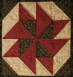 Civil War Quilts -- pattern