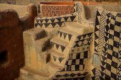Tiébélé: El pueblo africano donde las casas son obras de arte | La Bioguía