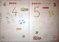 Endlich Pause 2.0: Schnippelmaterial für das Zahlenbuch - Thema: Stel...