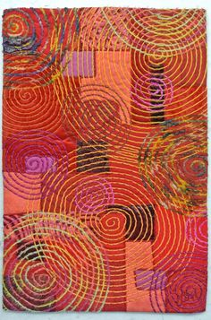 rote Kreise, Edith Bieri