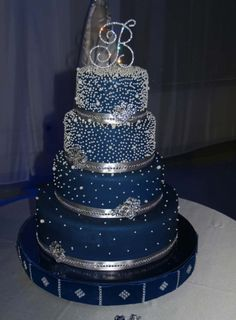 Sweet Designs Kitchen - Wedding Cakes - Ariana's Sweet 16 Ideas - Hochzeit Haar Fancy Wedding Cakes, Beautiful Wedding Cakes, Wedding Cake Designs, Beautiful Cakes, Amazing Cakes, Quince Decorations, Wedding Decorations, Quince Cakes, Decoration Patisserie
