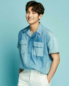 [CF] Ji Chang Wook is the new face of beauty brand 24 Miracle Park Hae Jin, Park Seo Joon, Park Hyung, Seo Kang Joon, Ji Chang Wook Smile, Ji Chang Wook Healer, Ji Chan Wook, Lee Dong Wook Smile, Hot Korean Guys