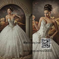 Купить товарМилая арабский свадебные платья кружева бальное платье из бисера открытые обвалки свадебные платья с блестками кристаллы лифы в категории Свадебные платьяна AliExpress.                              Добро пожаловать в мое свадебное платье                                       1.