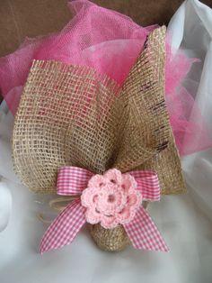 Crafts Beautiful, Burlap, Reusable Tote Bags, Hessian Fabric, Canvas