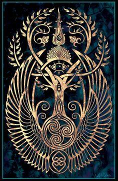 X Altar #1 is a piece of digital artwork by Cristina McAllister