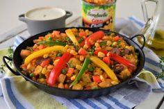 Salata de vara - Retete culinare by Teo's Kitchen Paella, Muesli, Lidl, Chorizo, Ratatouille, Risotto, Ethnic Recipes, Food, Essen