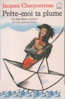 Jacques Charpentreau, Prête-moi ta plume (1990) Les Fables, Grand Format, Movie Posters, Biscuits, Alphabet, Learn French, French Tips, Poems Beautiful, Feather