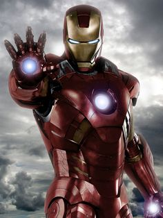 """I got Iron Man! I knew it ! Which Side Would You Be On In """"Captain America…"""