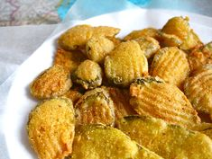 Fried Pickles recipe =) Love fried pickles!