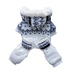 Soft Warm Dog Coat for Dog Jumpsuit Dog Hoodie « Pet Lovers Ads